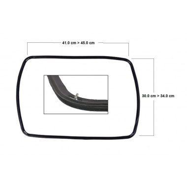 Whirlpool Ariston Indesit 60cm Oven Door Seal Gasket - C00081579 A081579
